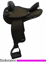 "15"" to 17"" Abetta Endurance Saddle 20510BR"