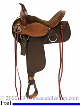 "15"" to 17"" Fabtron Lady Flex Trail Saddle 7152 7154 7156"