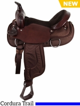 "** SALE ** 15"" to 17"" South Bend Saddle Co Lady Trail Saddle 2000"