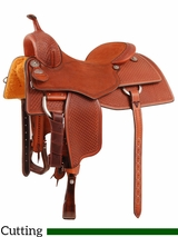 "** SALE ** 15"" to 17"" Martin Saddlery Performance Saddle mr28WS"