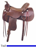 "** SALE **16"" 17"" American Saddlery The Draft Master Saddle am1550"