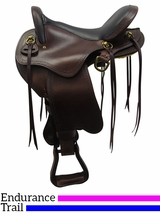 "16"" 17"" Big Horn Excursion II Trail Saddle 818 819"