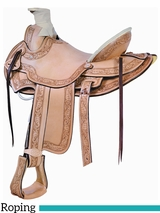 "** SALE ** 16"" 17"" Billy Cook Cimarron Ranch Roper Saddle 291800"