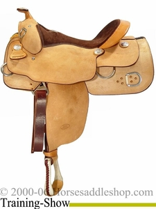 "16"" 17"" Billy Cook Training Saddle 9030"