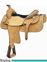 "** SALE ** 16"" 17"" Billy Cook Tyler Roper Saddle 291614"
