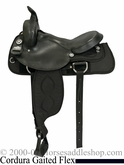 "16"" 17"" Ralide Flex Tree Gaited Saddle by Big Horn 303 304"
