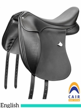 """16.5"""" to 18"""" Bates Innova Saddle With Extended Contourbloc 664100"""