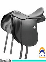 """16.5"""" to 18"""" Bates Wide All Purpose Saddle 663645"""