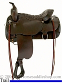 16.5 Tucker Coronado Trail Saddle 256