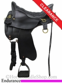 "16.5"" Tucker Vista Endurance Trail Saddle 153"
