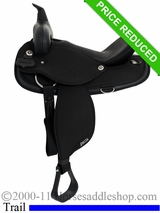 "16"" Abetta Original Nylon Trail Saddle 20501"