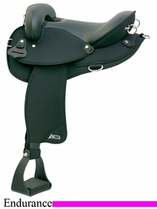 "16"" 17"" Abetta Serenity Endurance Saddle 20554"