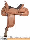 "** SALE **16"" Alamo Reining Saddle 1220"