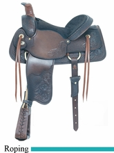"""16"""" American Saddlery All Around Special Roping Saddle am790"""