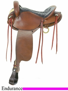 "16"" American Saddlery Endurance Saddle am805"