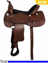 "16"" American Saddlery Lexie Collection Trail Saddle 601"