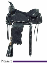"16"" American Saddlery The High Point Pleasure Saddle am1537"