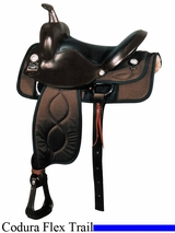 "16"" Big Horn Cushion  Ralide Flexible Tree Saddle 288"