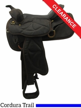 "16"" Big Horn Low Moose Sof-Tee Trail Saddle 933 CLEARANCE"