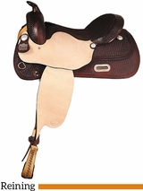 "16"" Big Horn Reining Saddle 855"