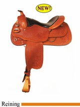 "16"" Big Horn Reining Saddle FQH 863"