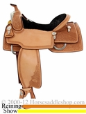 "16"" Billy Cook Show Saddle 6015"