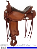 "16"" Billy Cook Trail Saddle 1855"