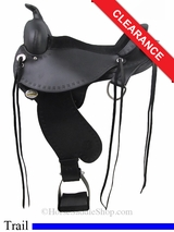 "16"" Circle Y Alabama Flex2 Trail Gaiter Saddle 1581 CLEARANCE"