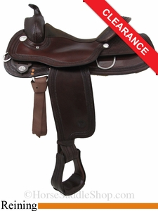 "16"" Circle Y Fargo Reining Saddle 2663"