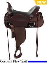 "15"" to 17"" Circle Y Flex Tree Lady Trail Saddle 5901"