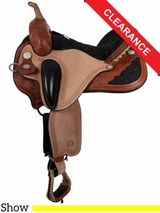"16"" Circle Y Pam Grace Flex2 Western Dressage 1850 CLEARANCE"