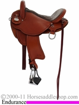 "16"" Crates Endurance Saddle 2190"