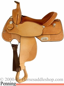 "16"" Dakota Penning Saddle 9506"