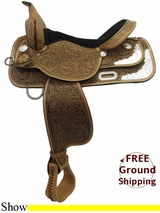 """16"""" High Horse Gladewater 6310 Show Saddle, Exclusive ushh3265 *Free Shipping*"""