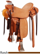 "16"" Martin Saddlery Wade Saddle mr26"