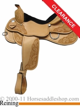 "16"" Rocking R Reining Saddle 3459"