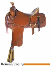"""** SALE **16"""" The Association Ranch Work Roper by Crates 4253"""