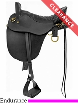 "17.5"" Tucker River Plantation Saddle 146 CLEARANCE"
