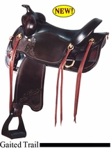 "** SALE **17""  Big Horn Gaited Saddle 1545"