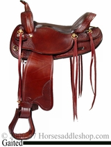 "17"" Big Horn Tennessee Walking Horse Saddle 1700"