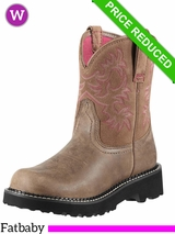 5.5B & 7.5B Medium Women's Ariat Boots 10000822 CLEARANCE