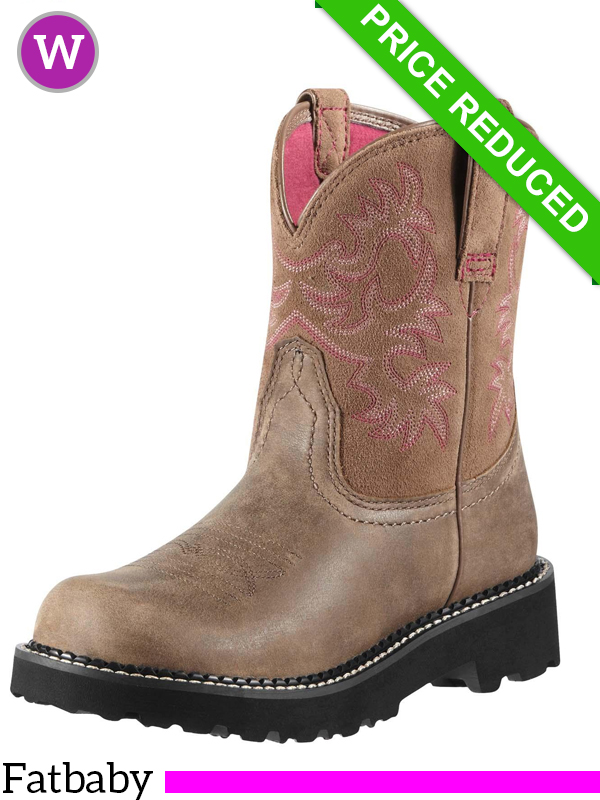 5.5B Medium Women's Ariat Boots 10000822 CLEARANCE