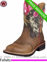 5.5B 6B 6.5B 7B 7.5B 8B 8.5B 9B 9.5B & 11B Medium Women's Ariat Boots