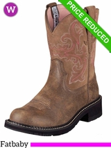 7B Medium Women's Ariat Boots 10004730 CLEARANCE