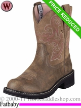 5.5B 7B & 7.5B Medium Women's Ariat Boots
