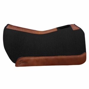 "5 Star ""The Barrel Racer"" Barrel Saddle Pad 28""L x 30""D *free gift*"