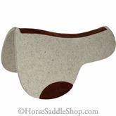"5 Star Endurance/Trail Round Pad 28"" x 32"""