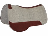 "5 Star Wool Felt Endurance/Trail Square Pad 28"" x 32"" *free gift*"