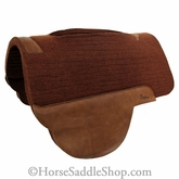 5 Star Treeless Saddle Pad p5s *free gift*