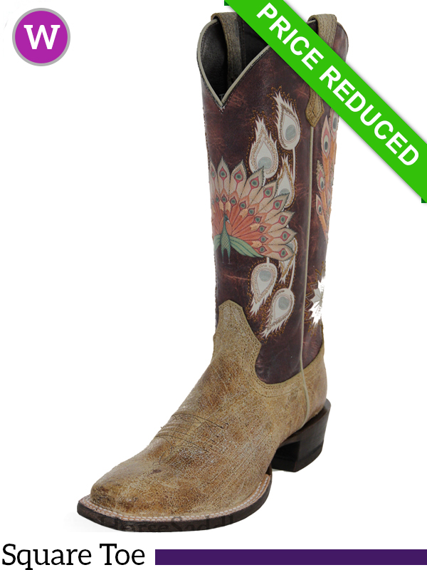 7.5B Medium Women's Ariat Boots CLEARANCE